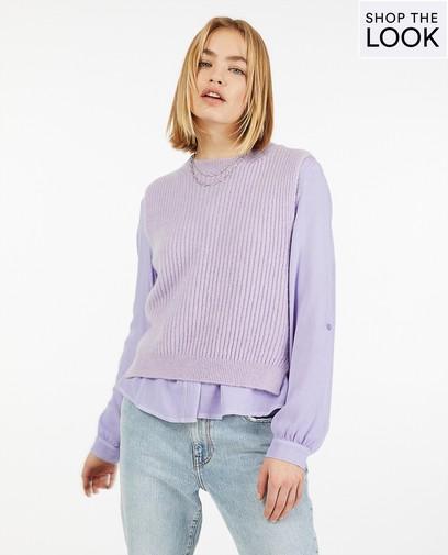 La couleur tendance 2021: lilas!
